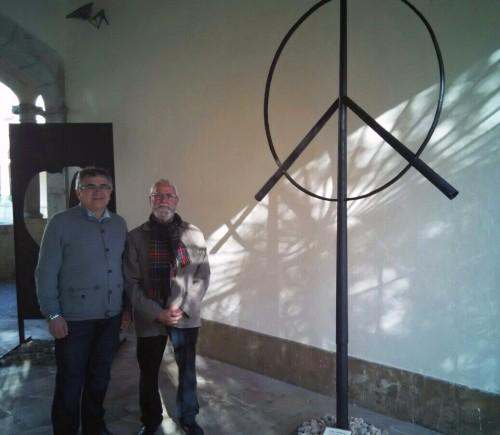 Escultura Antoni Gelabert