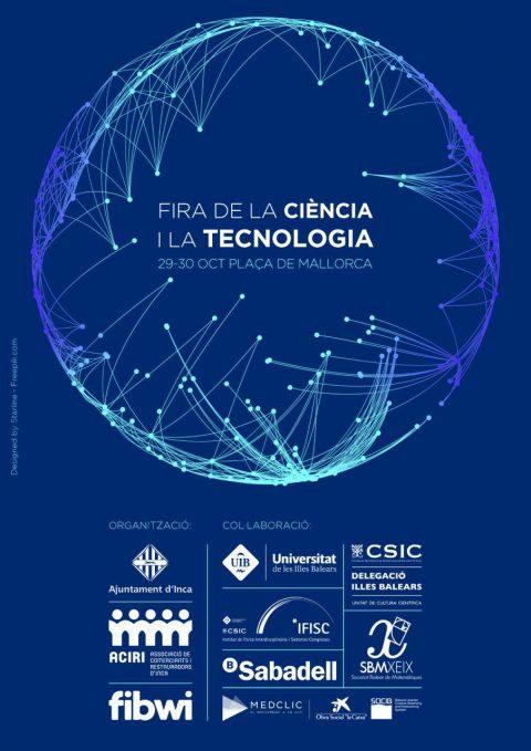 Cartell fira de la Ciència i la Tecnologia